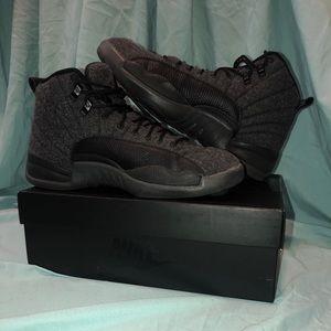 Nike Air Jordan Retro 12 Wool Size 11